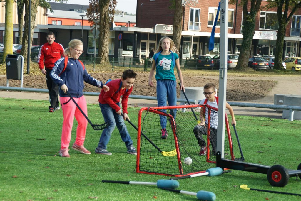 Sportfunctionaris Oost
